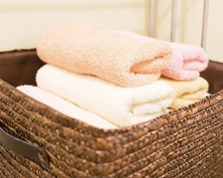 Bath and face towels