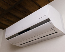 Air conditioner (heat and cool) for the 1st floor